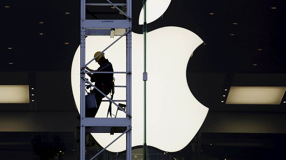 Apple — властелин кольца