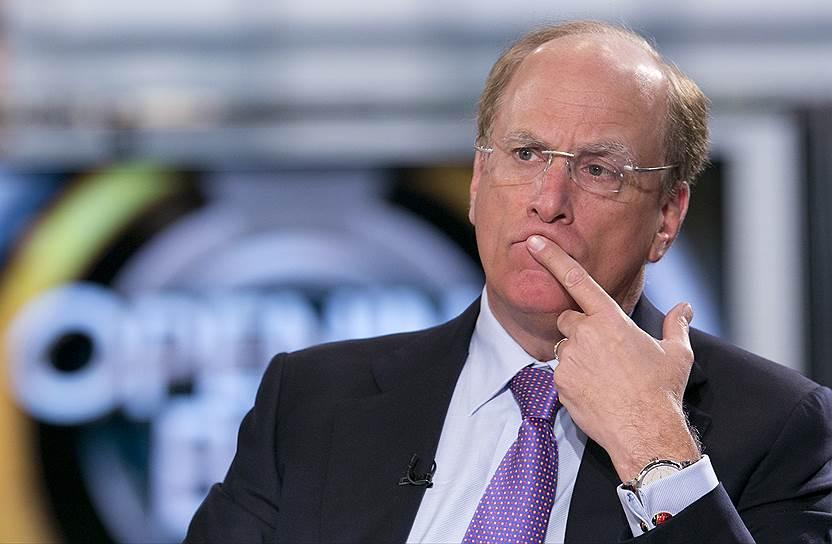 Инвестор-миллиардер Ларри Финк