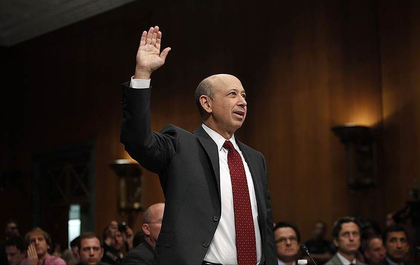 Гендиректор Goldman Sachs Ллойд Бланкфейн