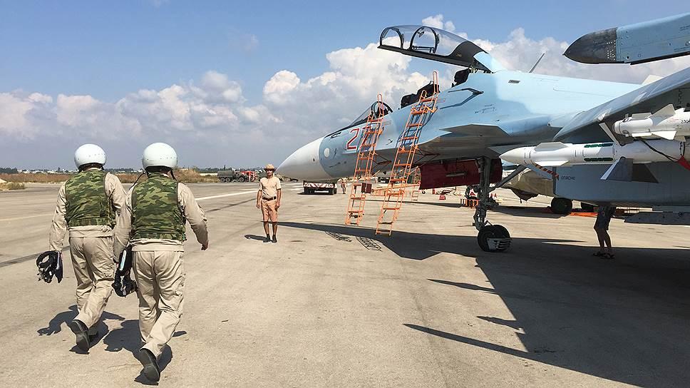 Россия и США меряются Сирией