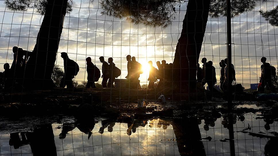Евросоюз планирует депортировать 400 тысяч мигрантов