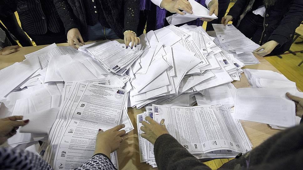 Почему ЛДПР хочет пересчитывать голоса избирателей