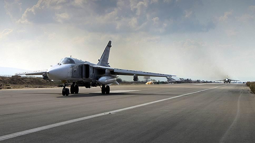 По каким объектам Россия наносит удары в Сирии