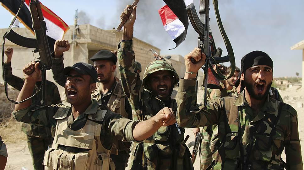 Президент Асад еще повоюет