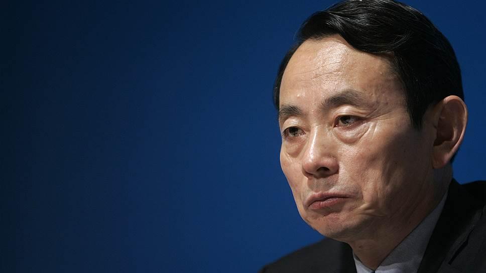 Бывший глава крупнейшей в стране нефтегазовой компании CNPC Цзян Цземинь