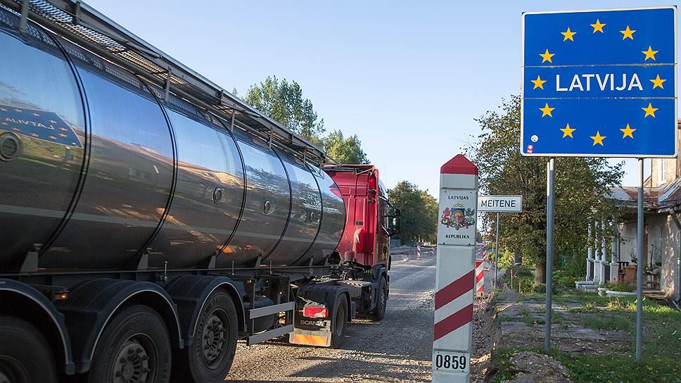 Почему Латвия построит забор на границе с Россией