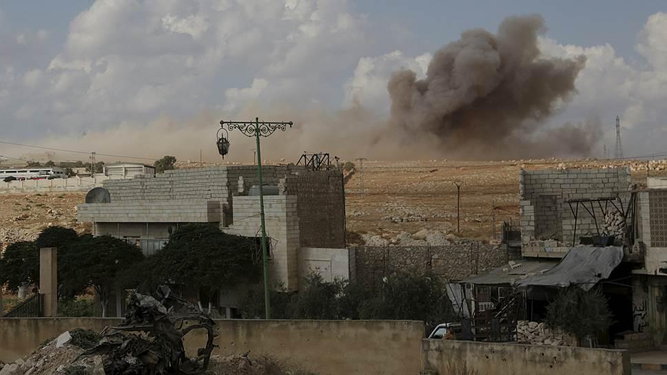 ВКС России за сутки нанесли 60 ударов по объектам ИГ в Сирии