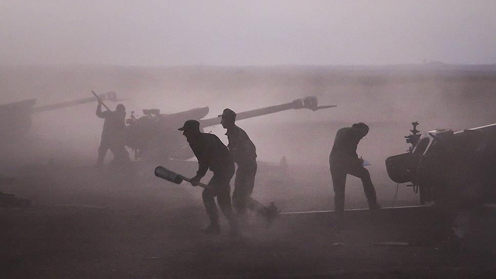 Антироссийский фронт Сирии