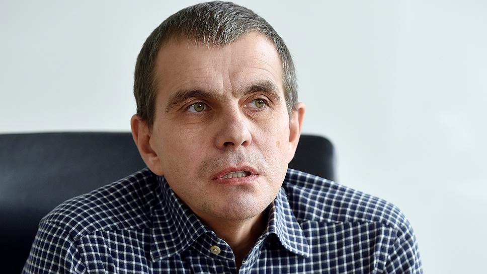 "Cовладелец авиакомпании S7 ""Сибирь"" Владислав Филев"
