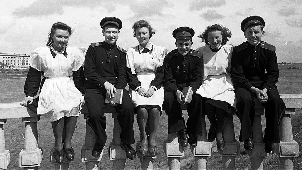 1948 год. Суворовцы