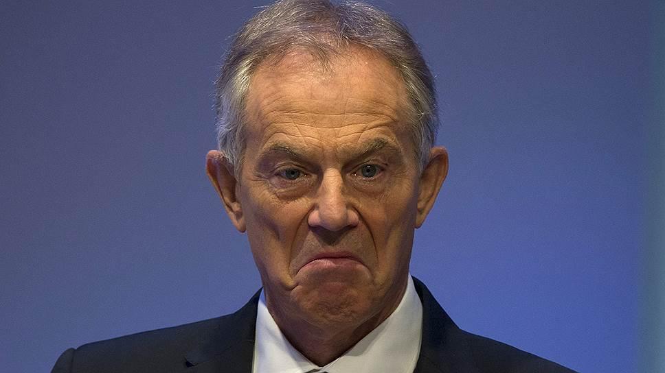 Тони Блэр извинился за войну в Ираке