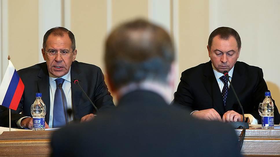 Россия и Белоруссия обсудят базовые вопросы