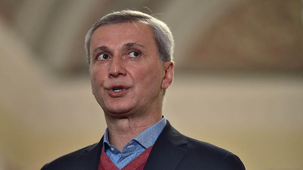 Новый директор балета Большого театра Махарбек Вазиев