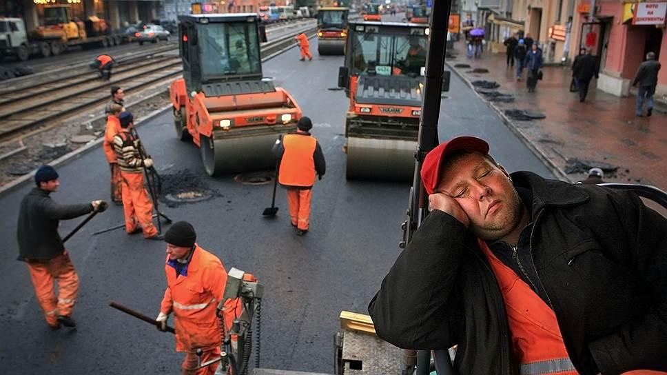 Почему транспортная программа потеряет 1,4 трлн рублей