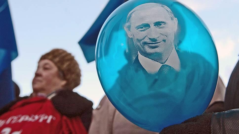 Граждане отметили внешнеполитические успехи президента
