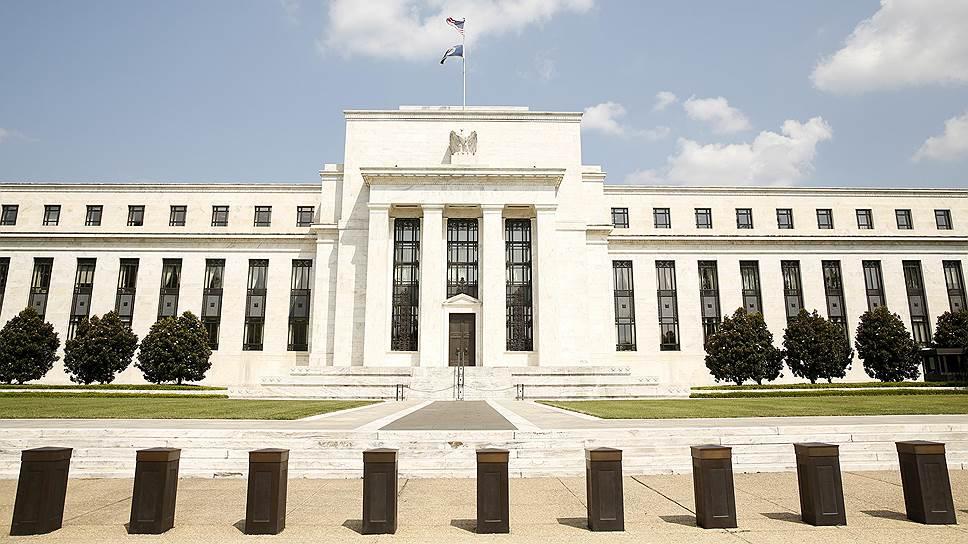 ФРС держится за ставки