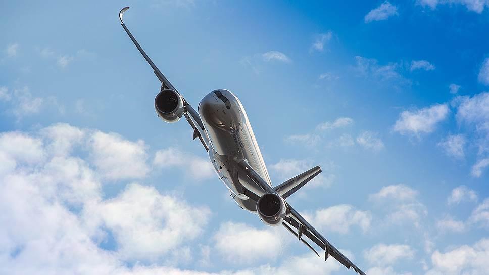 Китай заказал Airbus за $17млрд