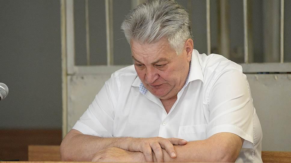 Бывший руководитель управления автомобильных дорог и дорожной деятельности Воронежской области Александр Трубников