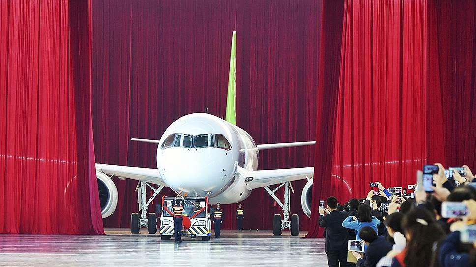 Как Китай нашел замену Boeing 737