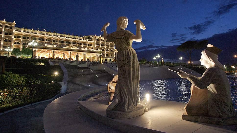 Почему Тельман Исмаилов лишился гостиницы Mardan Palace в Турции