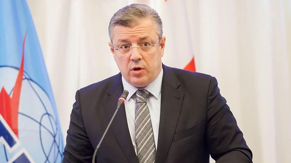 Что бывший глава МИД Грузии рассказал в Вашингтоне об «угрозах со стороны России»