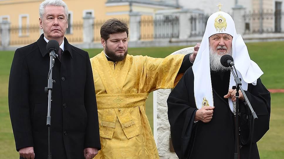 Как князю Владимиру подготовили место в Москве