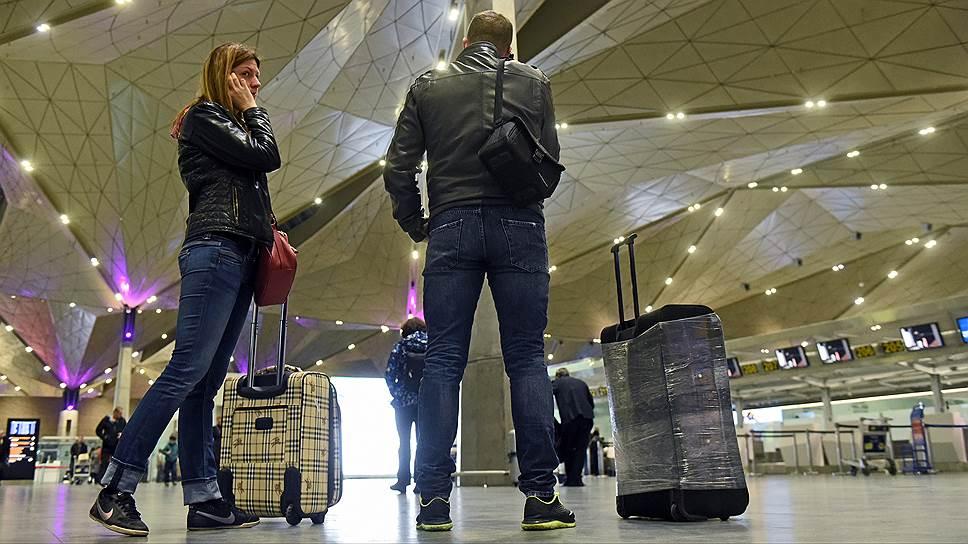 После запрета полетов в Египет туроператоры могут потерять $200 млн