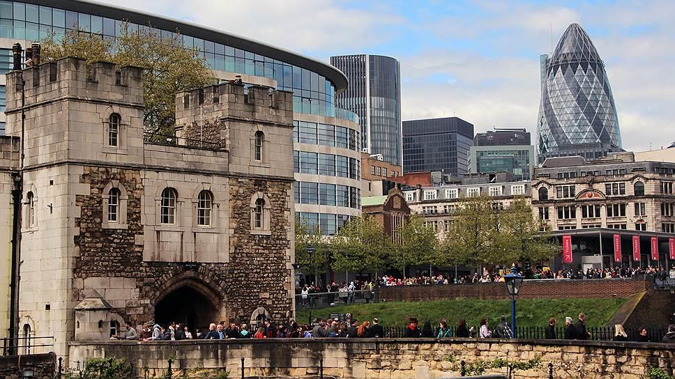 Лондонские офисы строятся рекордными темпами