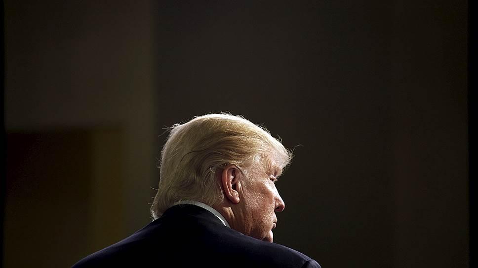 Как Дональд Трамп на дебатах республиканцев поддержал действия России в Сирии