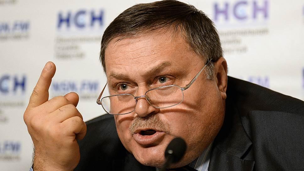 Заместитель председателя комитета Госдумы по конституционному законодательству и государственному строительству Вадим Соловьев