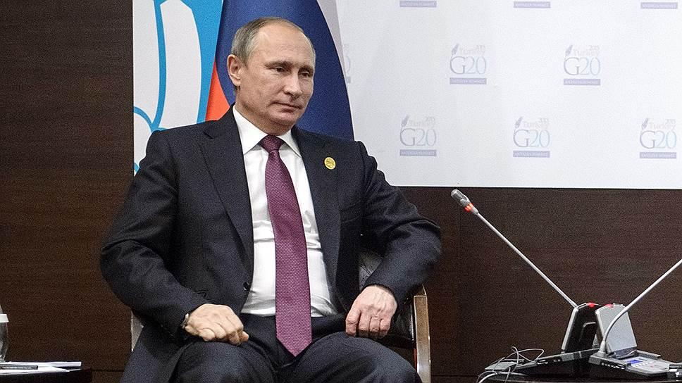 Как Владимир Путин убеждал Барака Обаму допустить Башара Асада на выборы в Сирии