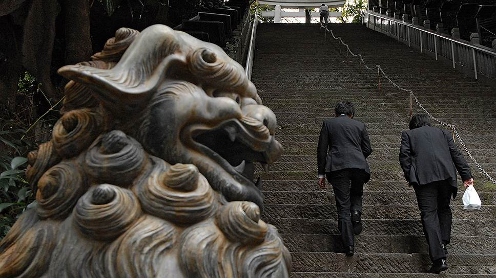 Почему Япония вернулась в рецессию