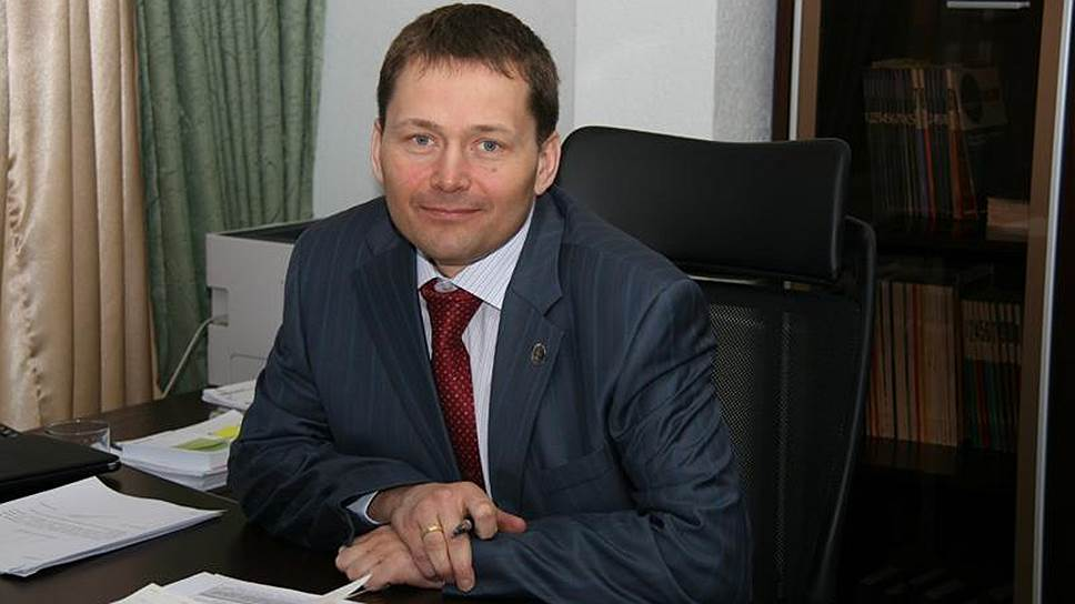 Бывший гендиректор «Югории» Алексей Семенихин
