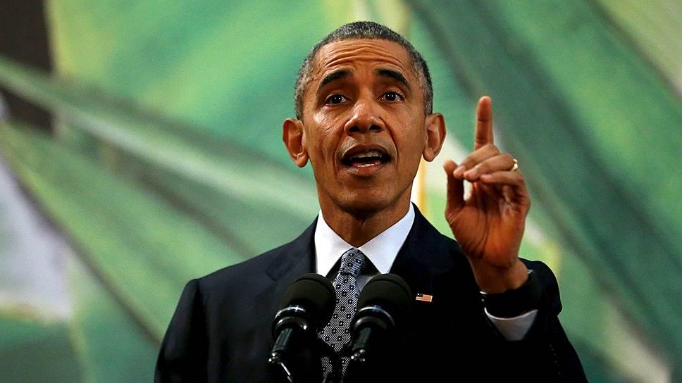 Президент США назвал РФ «конструктивным партнером» в сирийских переговорах