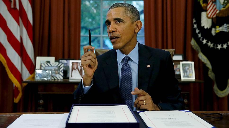 Барак Обама снял санкции с Виктора Бута
