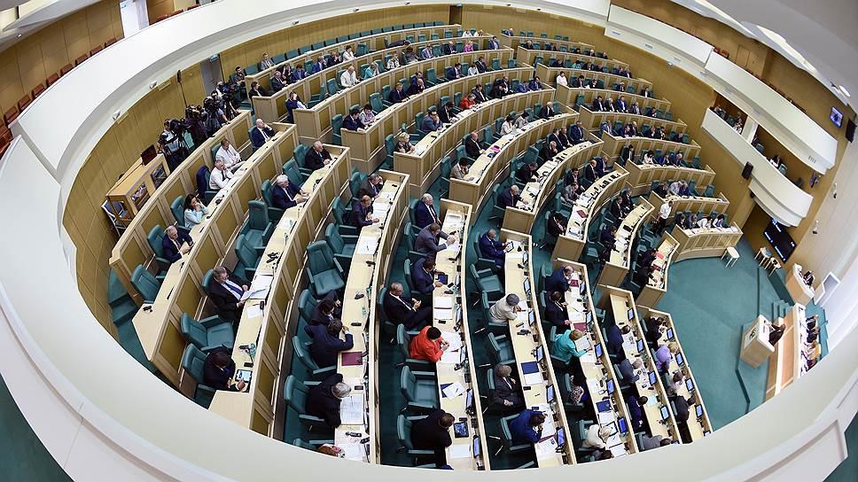 Как совет федерации призвал парламенты мира к совместной борьбе с терроризмом
