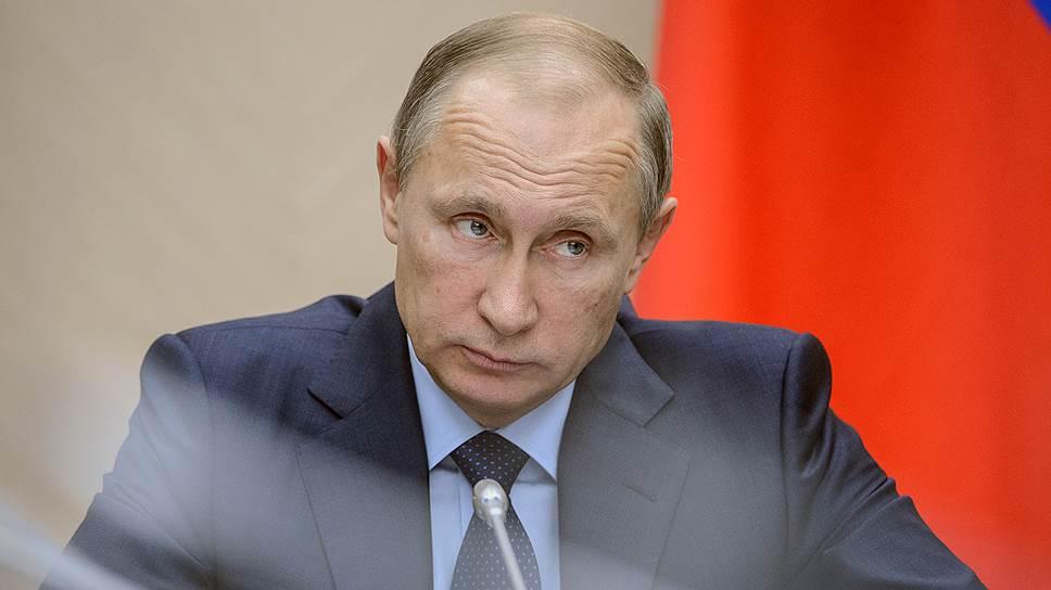 Почему Владимир Путин создает комиссию по противодействию финансированию терроризма