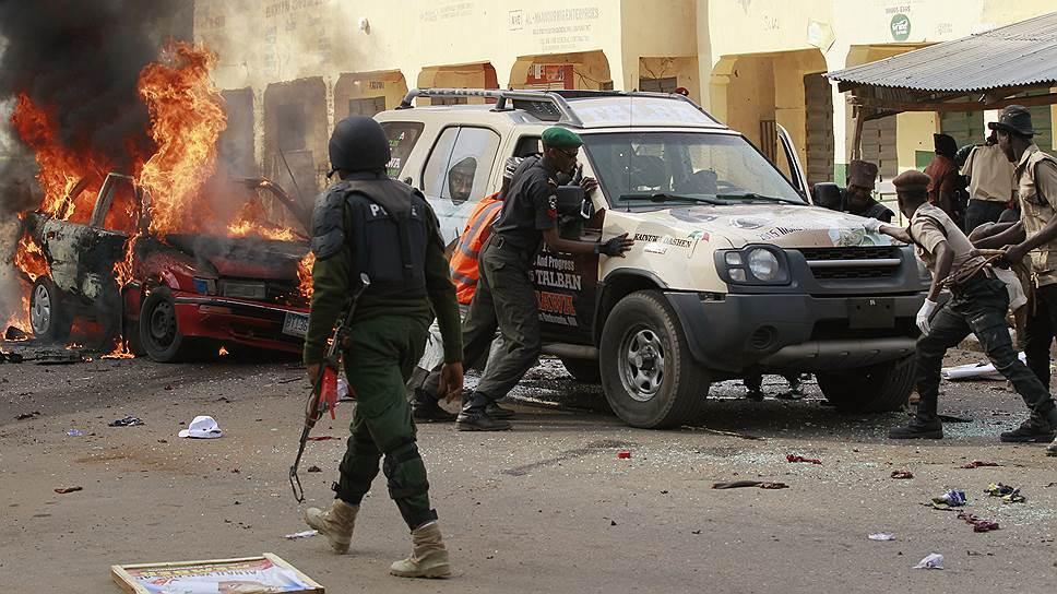 «Почему Боко-Харам» смертоноснее «Исламского государства»