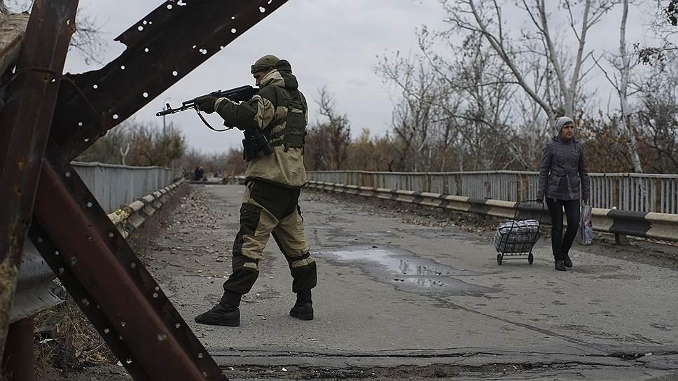 Москва обеспокоена количеством обстрелов в Донбассе