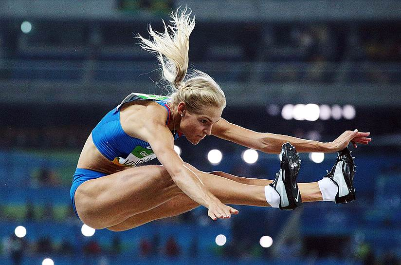 В июне 2016 года стало известно, что в Олимпийских играх в Рио-де-Жанейро не сможет принять участие Сборная России по легкой атлетике. МОК оставил без изменений решение о дисквалификации команды, которое было принято IAAF еще в ноябре 2015 года. В итоге Россию на играх в Рио представляла только прыгунья в длину Дарья Клишина (на фото)