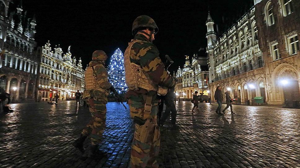 Организатор парижских терактов мог cбежать в Германию
