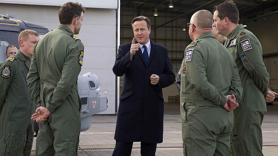 Почему увеличился военный бюджет Великобритании