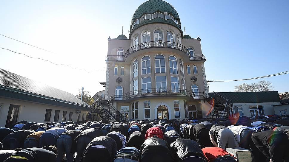 Почему дагестанские мусульмане не поделили мечеть