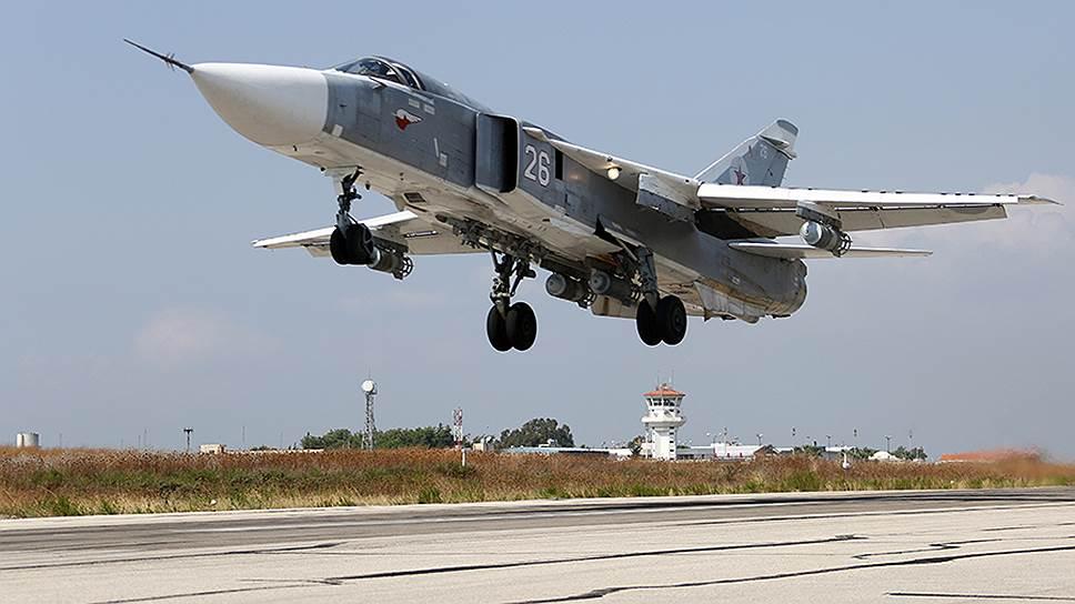 Как был сбит российский Су-24