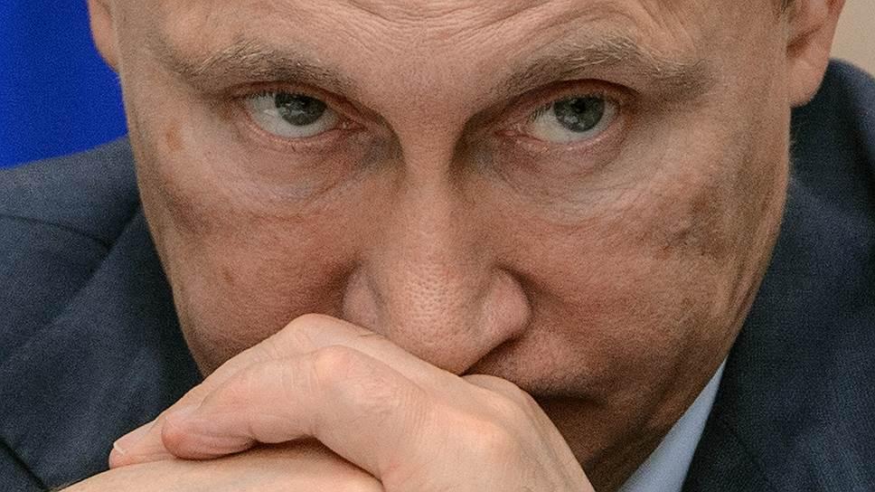 Владимир Путин увидел в Турции «пособников терроризма»