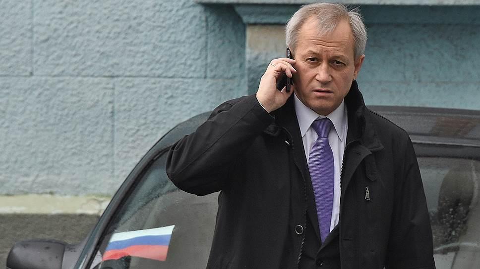 Министр энергетики Крыма не выдержал блэкаута