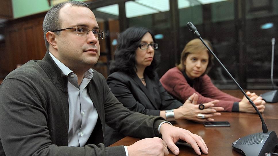 Дети Анны Политковской пожаловались в ЕСПЧ на следствие