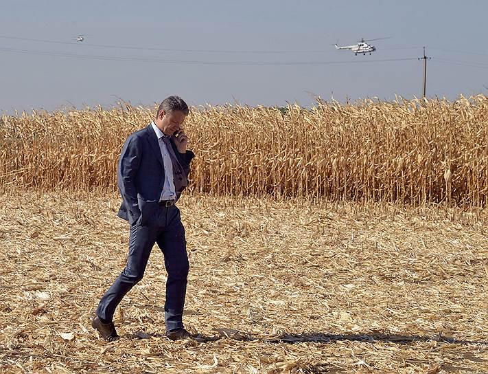 Министр сельского хозяйства Александр Ткачев готов найти альтернативу поставкам турецкого продовольствия в целом ряде стран