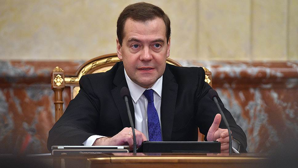 Дмитрий Медведев пообещал ограничить бизнес турецких компаний