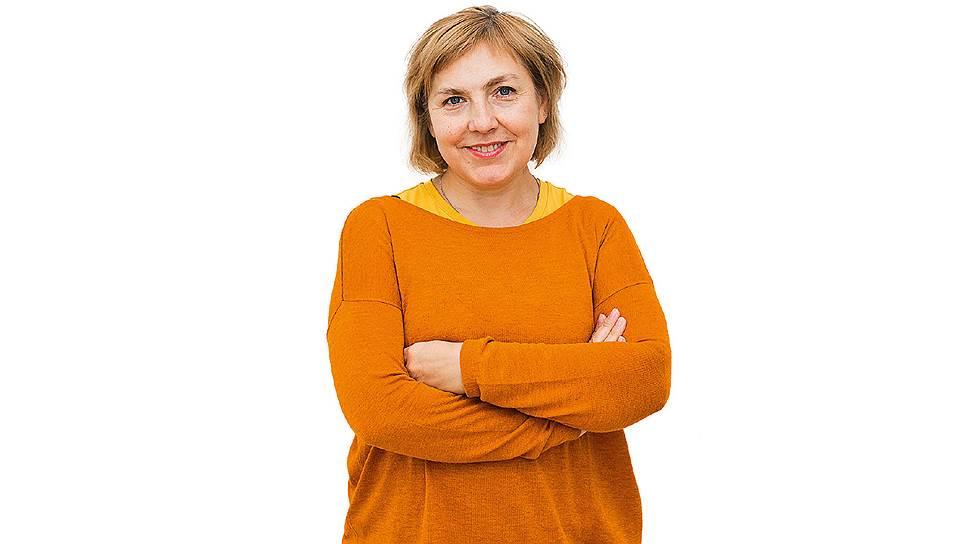 Наталья Лосева, стратегический директор, Мосгортур